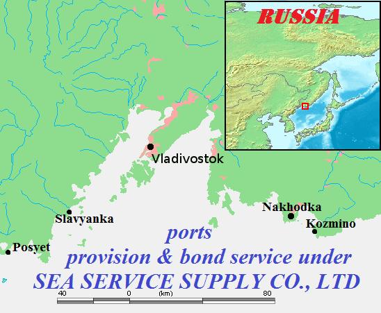 Sea Service Supply Coltd: Novorossiysk Port Russia Map At Infoasik.co